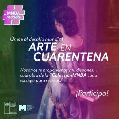 Actividad del Museo Nacional de Bellas Artes.